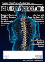 American Chiropractor - May 2011
