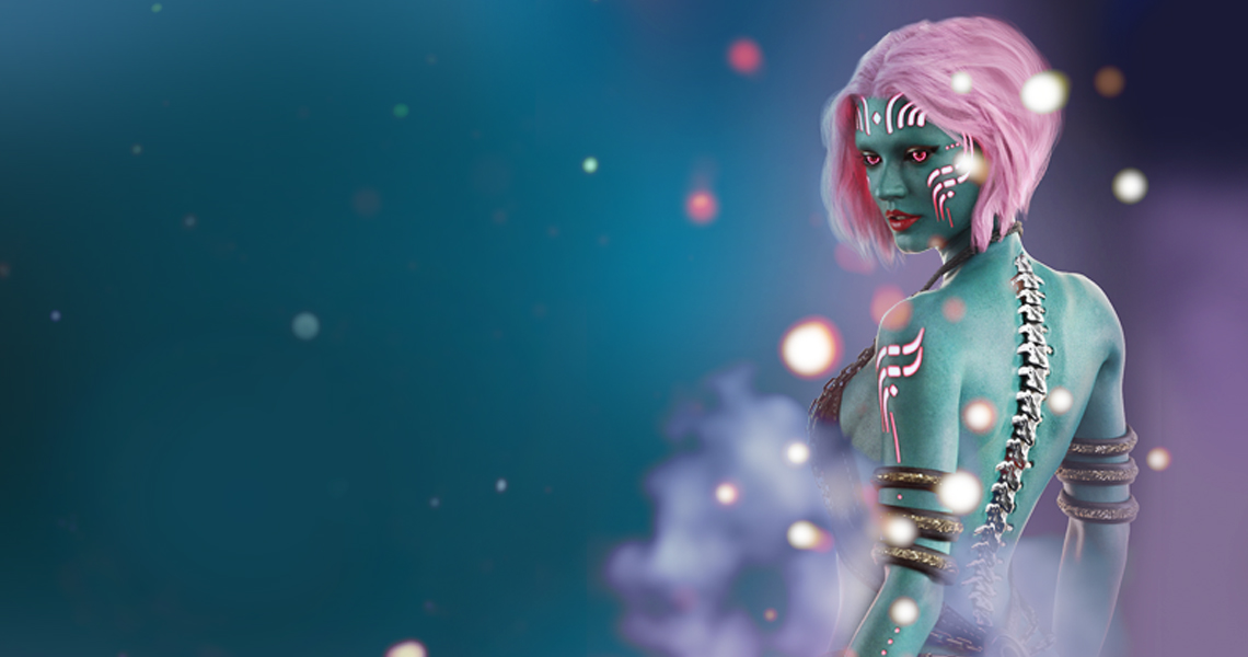 Tafi and Unity Bring Daz 3D's Products to the Unity Asset Store
