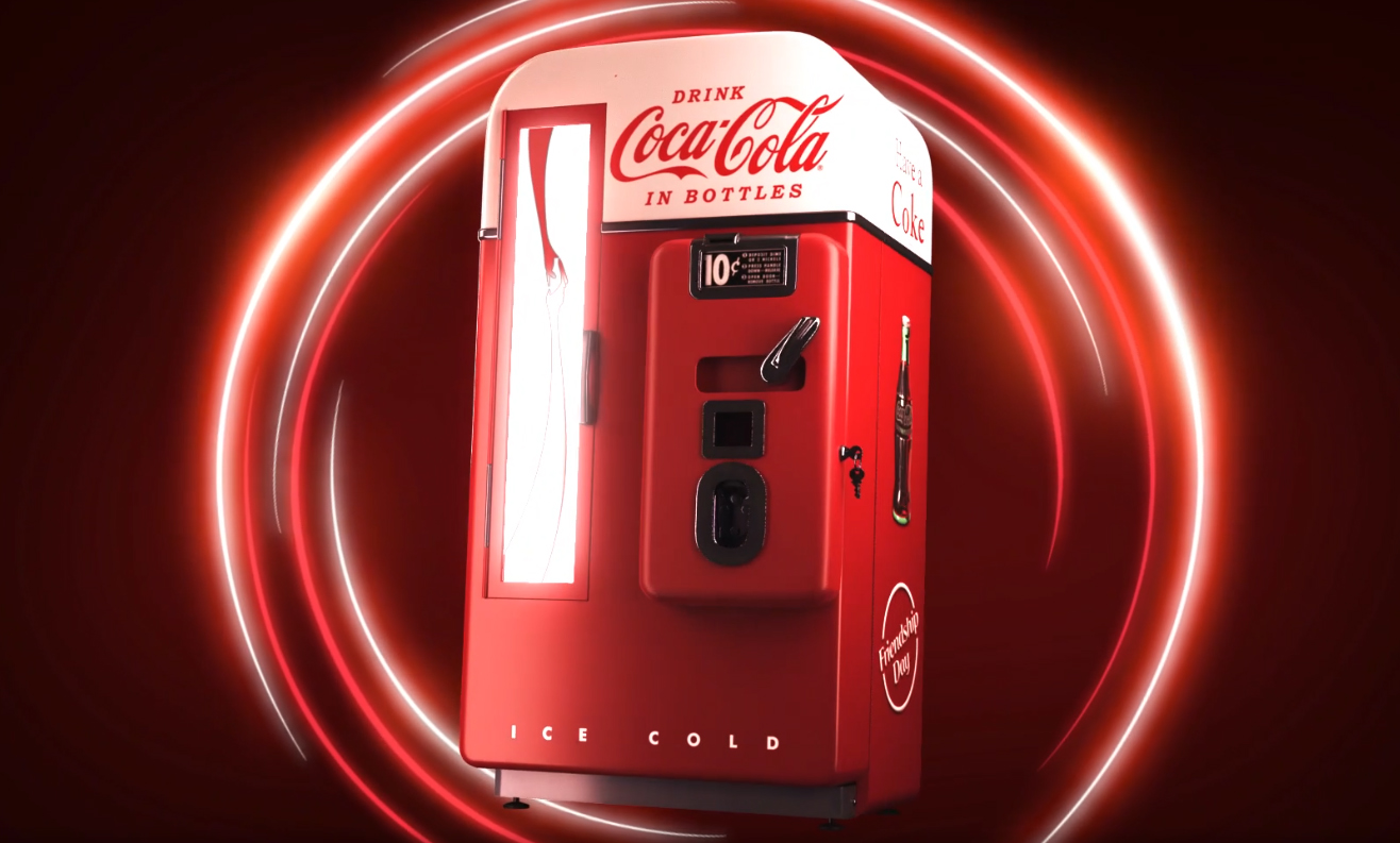 Tafi Partners in Coca-Cola's First-Ever NFT Collectibles In Support of International Friendship Day