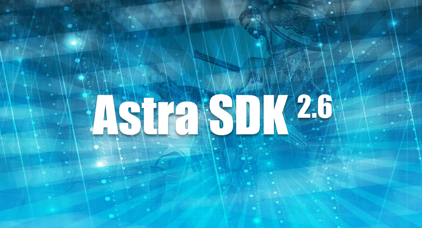 Everything You Need to Know About Tafi's New Astra SDK 2.6 Update