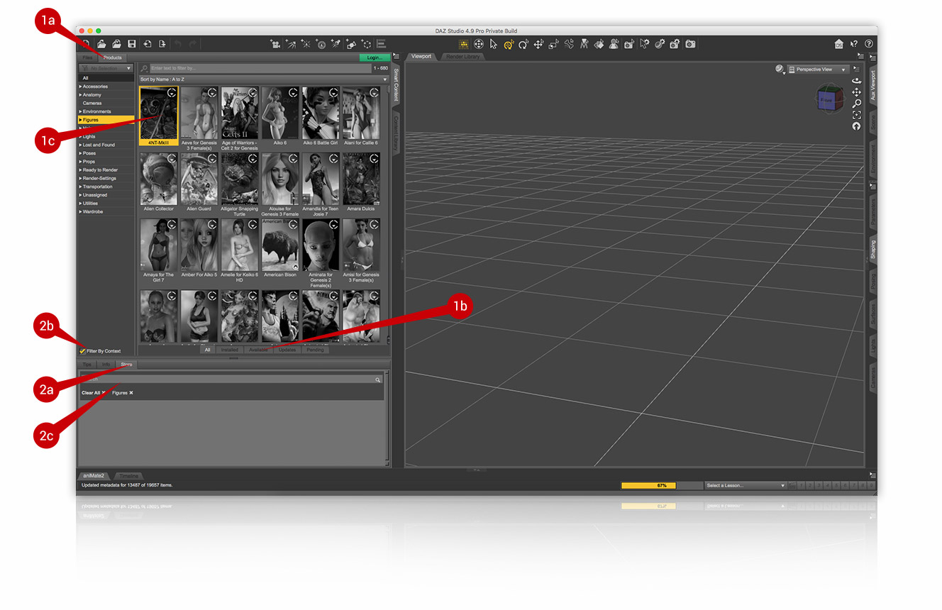 Introducing Daz Connect   3D Models and 3D Software by Daz 3D