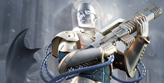 Mister Freeze - by Douglas