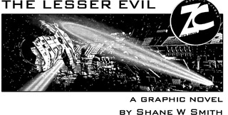 The Lesser Evil - by Shane