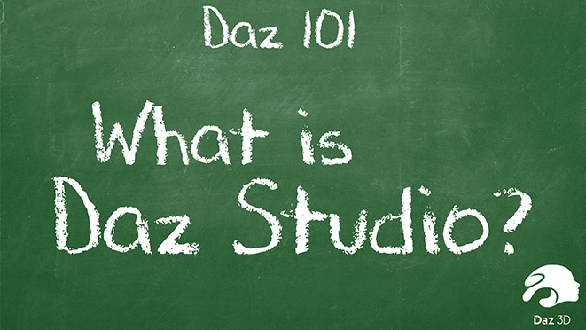 What is Daz Studio?