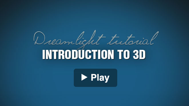 Video Intro To 3d