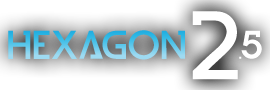 Hexagon 2.5 logo