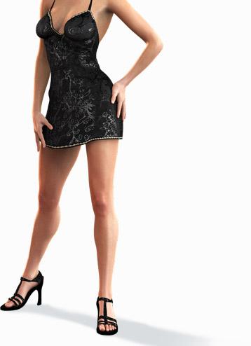 Victoria - Little Black Dress