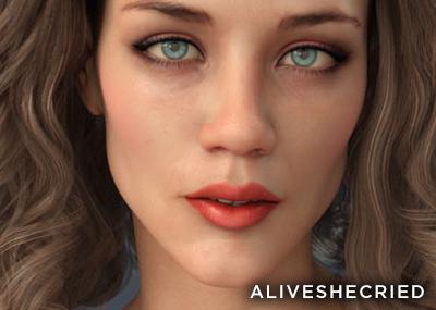 AliveSheCried