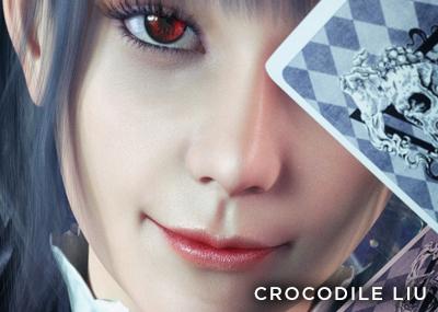 Crocodile Liu