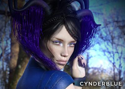 CynderBlue