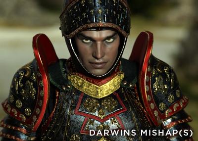 Darwins Mishap(s)