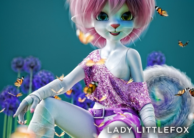 Lady Littlefox