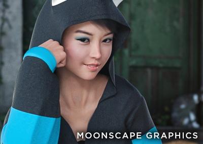 Moonscape Graphics