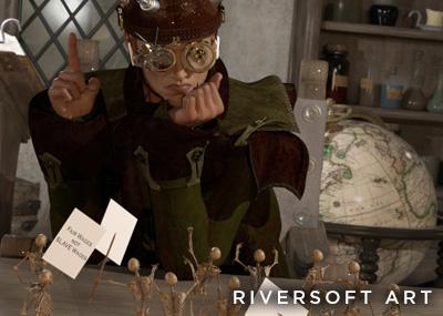 RiverSoft Art