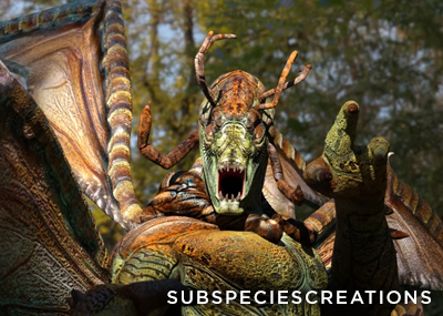 SubSpeciesCreations