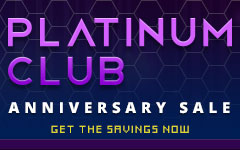 Platinum Club Sale
