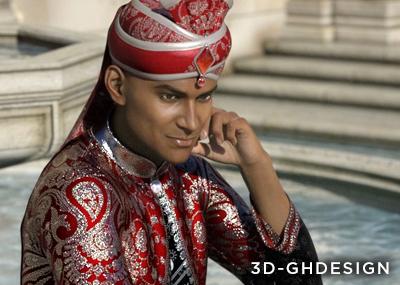 3D-GHDesign