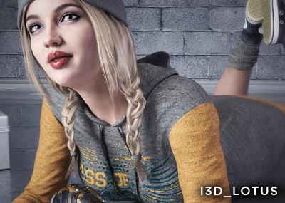 i3D_Lotus