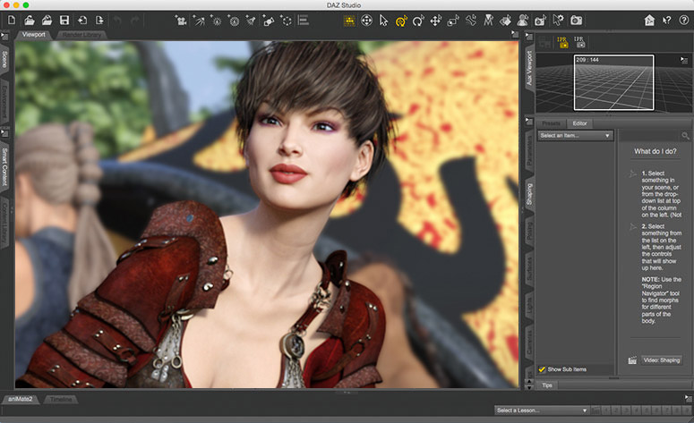 genesis 8 3d models and 3d software by daz 3d