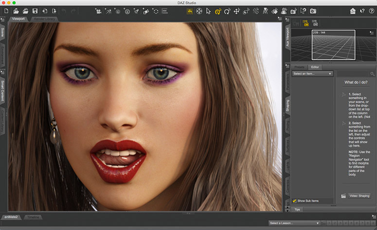 Genesis 8 | 3D Models and 3D Software by Daz 3D