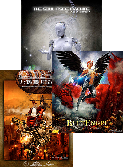 Book Cover Art Software : Daz studio thank you d models and software by