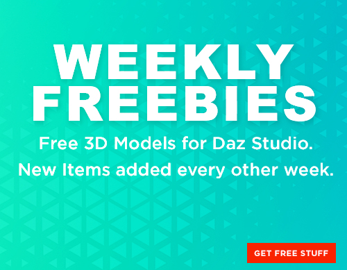 3D Models and Assets | 3D Models and 3D Software by Daz 3D