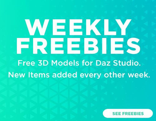 3D Models and Assets   3D Models and 3D Software by Daz 3D